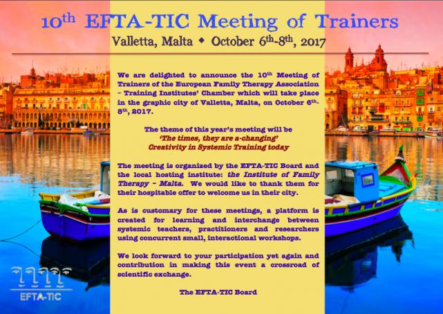 10ο Συνέδριο της EFTA